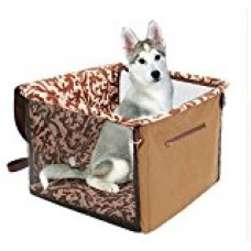 Angelwing Dog Seat Safety Travel Accessories Puppy Dog Cat Carrier Travel Seat for Small and Medium Pet