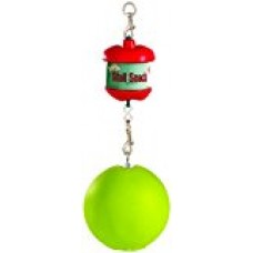 Horsemen's Pride Stall Snack Holder with Apple-Scented Jolly Ball for Horses