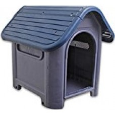 always-quality Indoor Outdoor Dog House Small to Medium Pet All Weather Doghouse Puppy Shelter