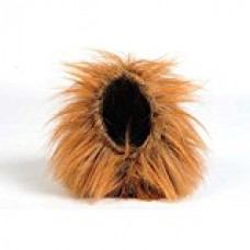 Christmas Gifts Pet Cat Lion Puppy Dogs Mane & Lion Wigs Mane Hair Fancy Dress Costume M Brown Toy-like Lion Mane Stuffed & Plush Toy Cat Lion Hat for Cats and Puppy Dogs Halloween, Christmas